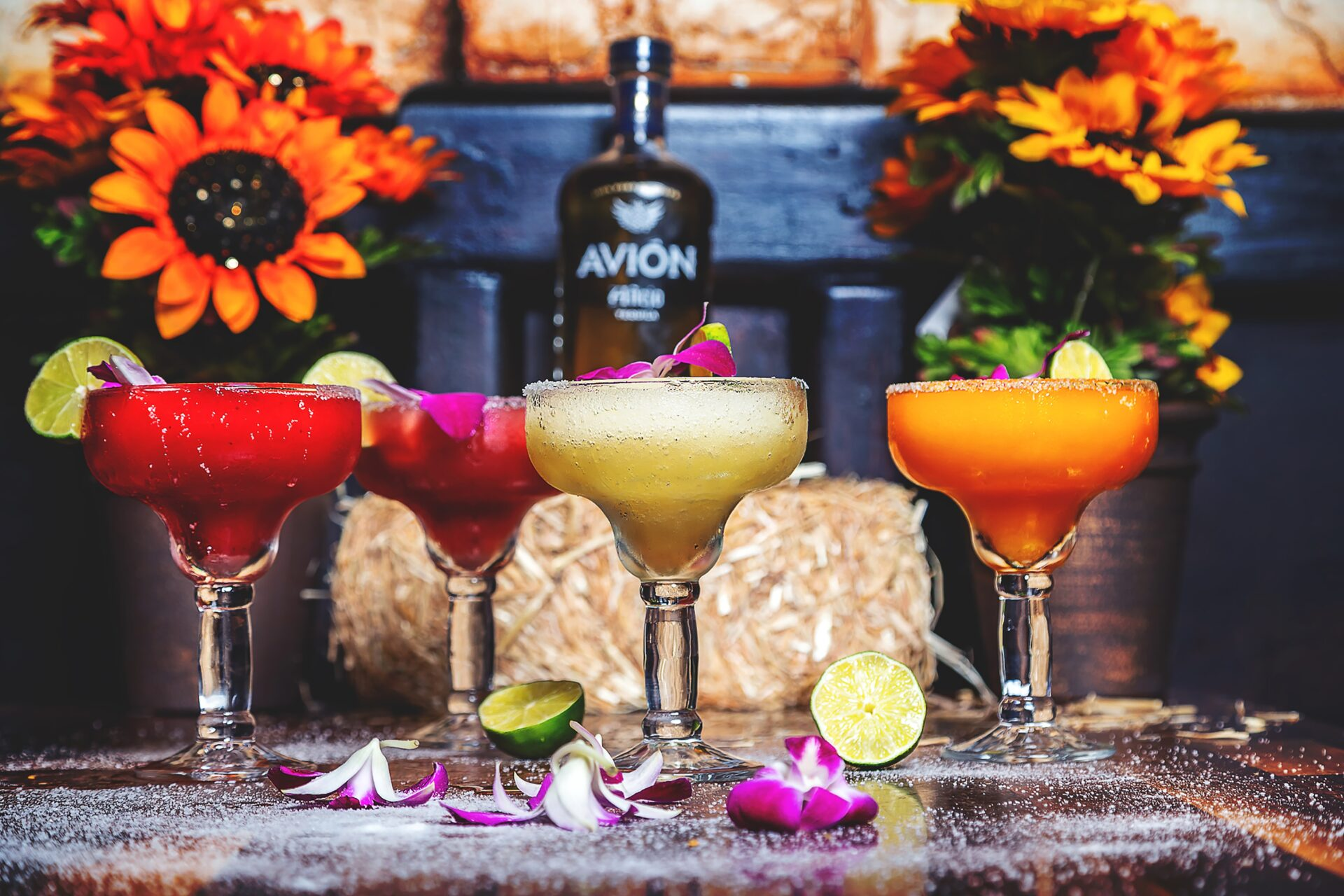 types of mixed drink pro bartenders can make